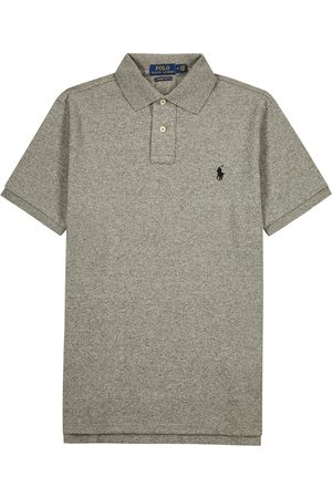 Polo Ralph Lauren Piqué Cotton Polo Shirt