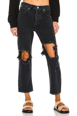 Citizens of Humanity Emery Crop Relaxed Straight in . Size 27, 29.