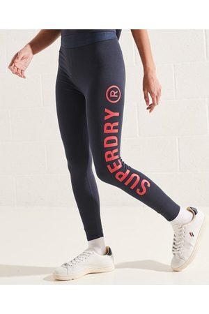 Superdry Women Leggings - Essential 7/8 Leggings