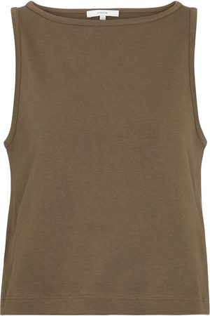 Vince Cotton tank top