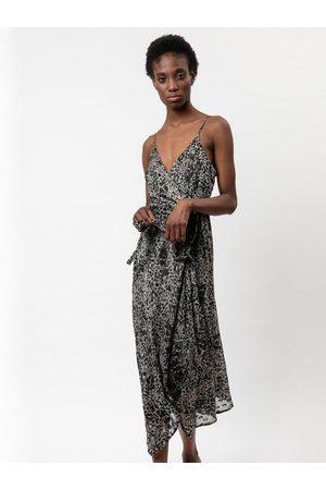 Religion Contour Dress Imprint - Grey
