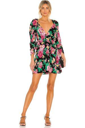 For Love & Lemons June Mini Dress in . Size XS, S, M, XL.
