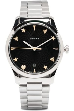 Gucci G-Timeless stainless steel 37mm