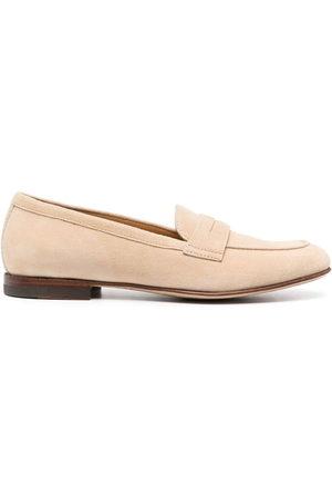 Scarosso Women Loafers - Valeria loafers - Neutrals