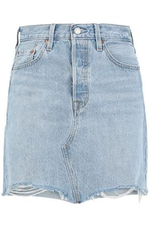 Levi's Women Denim Skirts - DENIM - Denim skirts