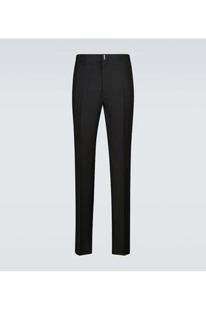 Givenchy Elasticated wool pants