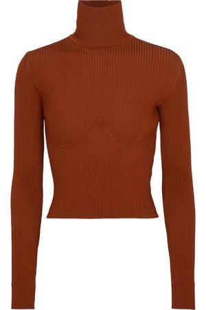 GABRIELA HEARST Women Turtlenecks - Russel ribbed-knit turtleneck sweater
