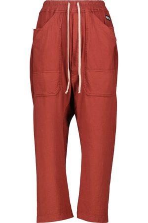 Rick Owens DRKSHDW cotton sweatpants