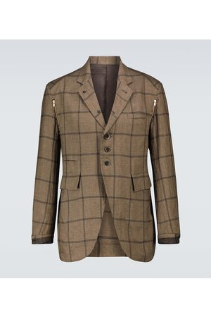 UNDERCOVER Single-breasted blazer