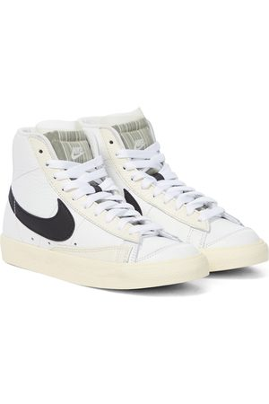 Nike Blazer Mid '77 leather sneakers