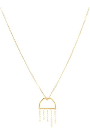 Aliita Women Necklaces - Medusa 9kt necklace