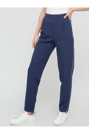 Very Piping Detail Cuffed Jogger