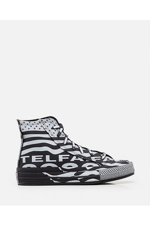 "Telfar Women Trainers - "" CHUCK TAYLOR 70 HIGH"" SNEAKERS size 3½"