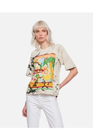 Stella McCartney Women Short Sleeve - Greenpeace t-shirt size 34