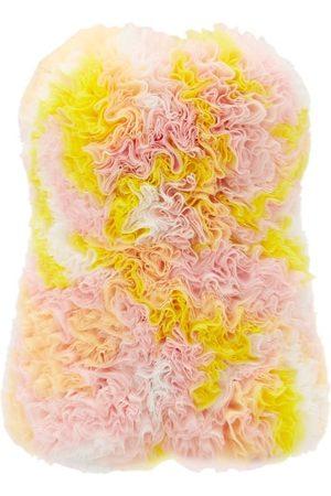 Emilio Pucci Women Summer Dresses - X Tomo Koizumi Tulle Mini Dress - Womens - Multi