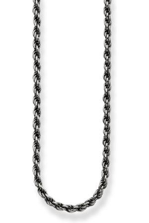 Thomas Sabo Cord chain blackened KE1348-637-12-L40