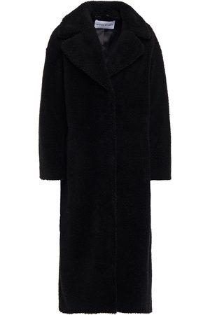 Stand Studio Woman Faux Shearling Coat Size 36