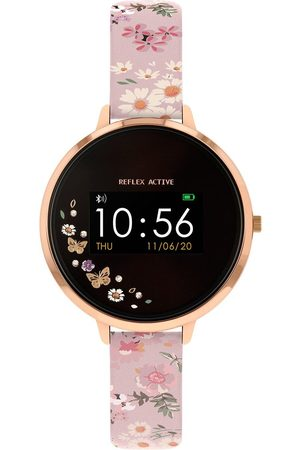 Reflex Active Series 3 Smart Watch With Colour Screen, Crown Navigation And Upto 7 Day Battery Life