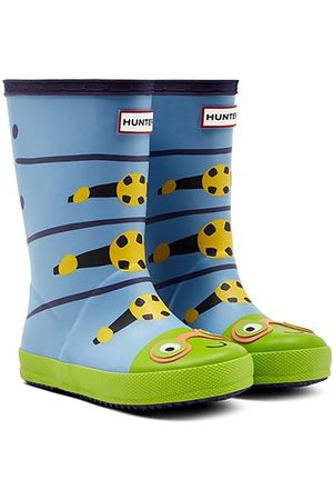Hunter Kids Caterpillar Wellington Boot