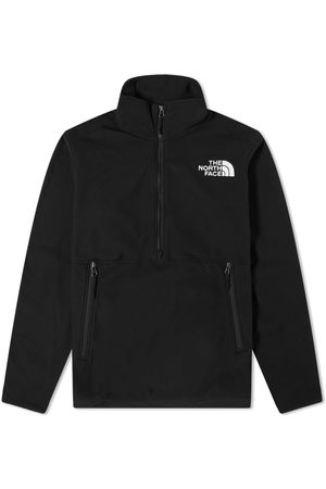 The North Face Men Fleece Jackets - Ice Floe 1/2 Zip Fleece Fleece Jacket