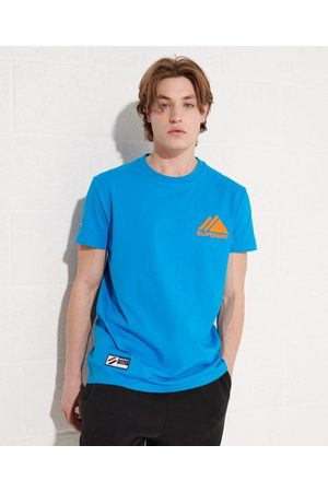 Superdry Mountain Sport Mono Mini T-Shirt
