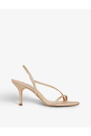 LK Bennett Neave strappy leather sandals