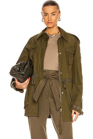Moncler Genius 1 Moncler JW Anderson Kynance Jacket in Military
