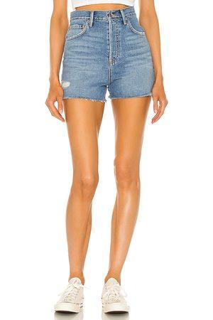 GRLFRND Jules Super High Rise Vintage Short in . Size 26, 24, 25, 27, 28, 29, 30, 31, 32.