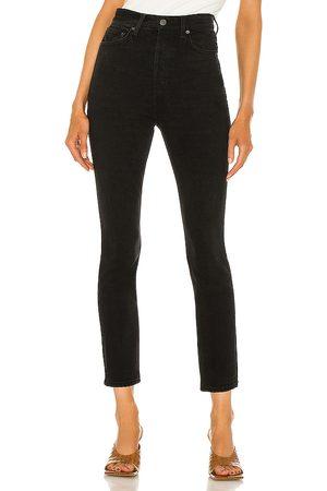 GRLFRND Piper Super High Rise Stretch Slim in . Size 26, 24, 25, 27, 28, 29, 30, 31, 32.