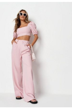 Missguided Co Ord Tailored Oversized Masculine Trousers