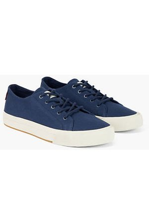 Levi's Square Low Sneakers - / Ecru