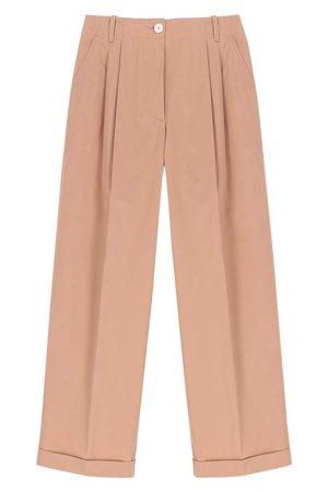 MOMONÍ Women Trousers - Empoli trousers in stretch gabardine