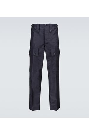 JUNYA WATANABE Cotton-blend cargo pants