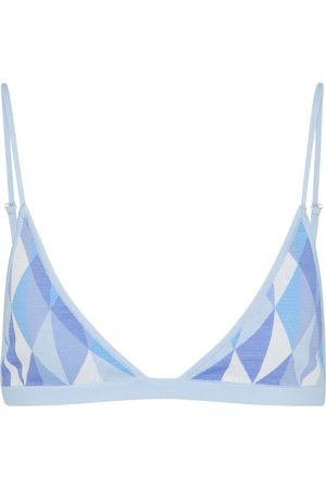 DODO BAR OR Jacquard bralette