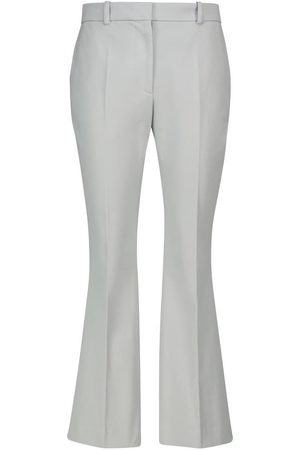 Joseph Teller high-rise flared pants