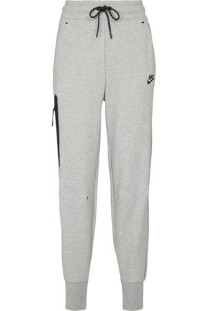 Nike Tech-fleece high-rise trackpants