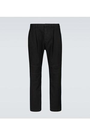 Balmain Cotton chino pants