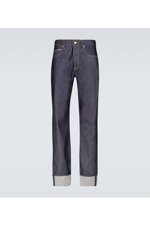 King and Tuckfield Joe straight-fit jeans