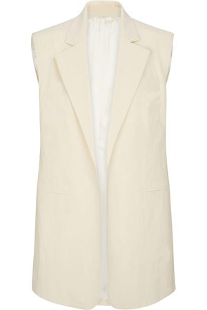 Peter Do Stretch-cotton vest
