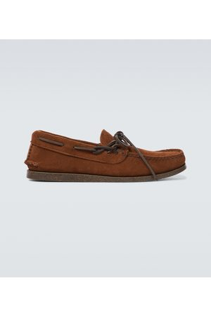 YUKETEN All Handsewn Canoe moccasin shoes