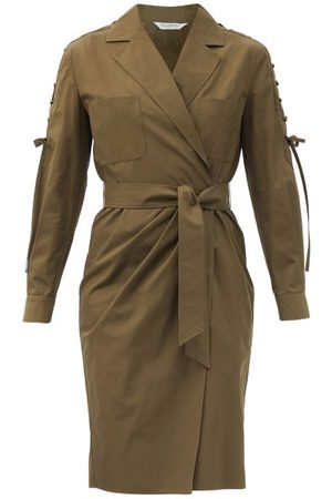 Max Mara Women Casual Dresses - Voto Shirt Dress - Womens - Khaki