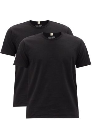 Lady White Co. Our Pack Of Two Cotton-jersey T-shirts - Mens
