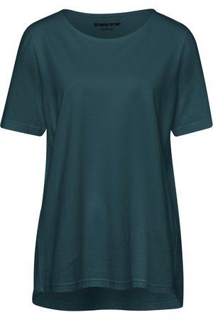 Green Cotton T-shirt size: 12
