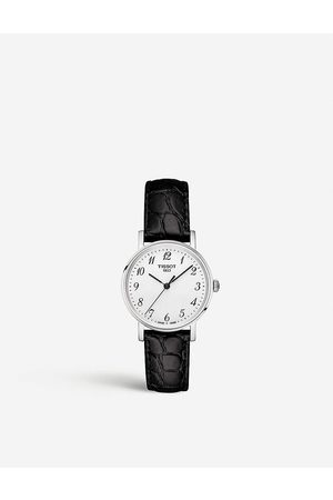 Tissot Women's Stainless Steel T109.210.16.032.00 Everytime And Leather Watch
