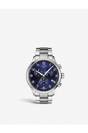 Tissot Chrono XL Classic stainless steel watch