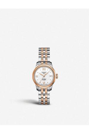 Tissot T41.1.183.16 Le Locle Diamond bi-colour watch