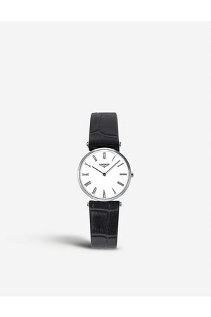 Longines Men Watches - L4.512.4.11.2 La Grande Classique steel watch