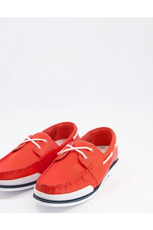 Lacoste Nautic loafers in