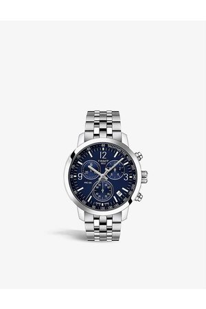 Tissot Men Watches - T114.417.11.047.00 PRC 200 Chronograph stainless steel watch