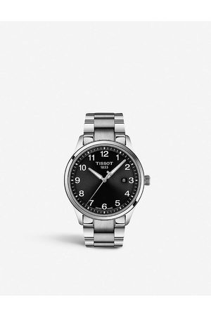 Tissot T1164101105700 Gent XL Classic stainless steel watch